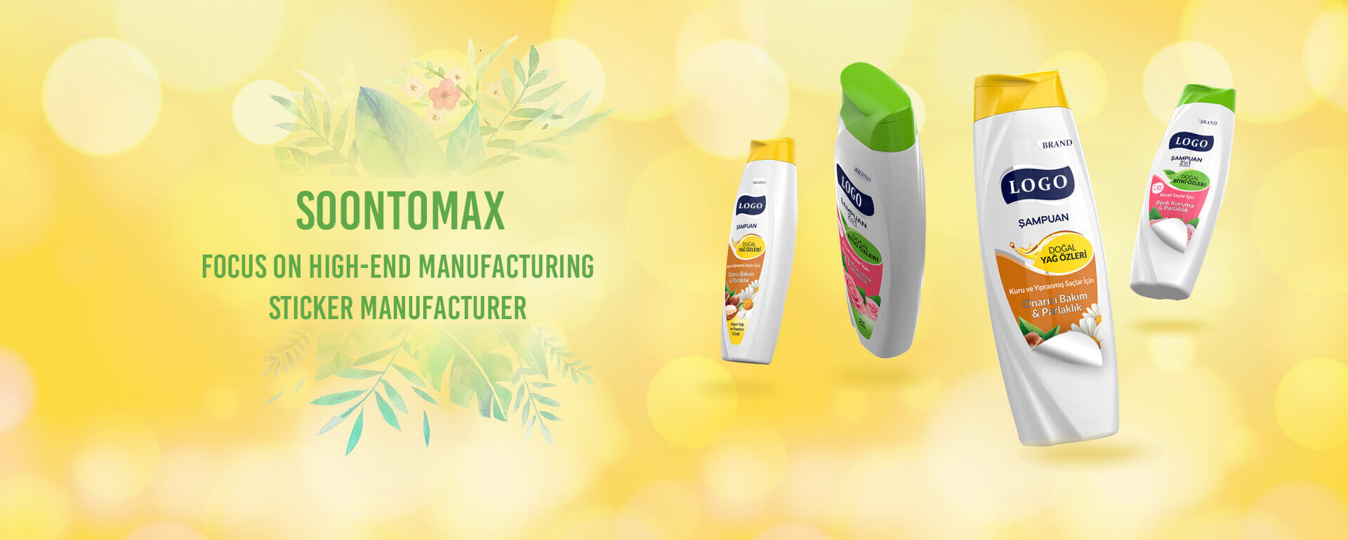 Soontomax (Taishan) Label Material Co., Ltd.